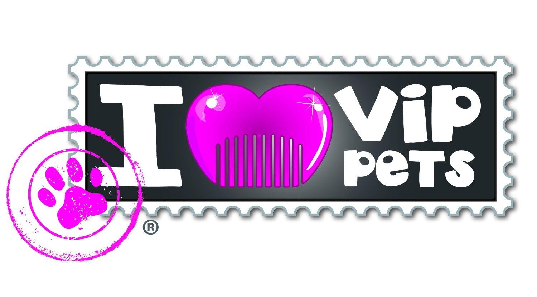 I love vip pets LOGO